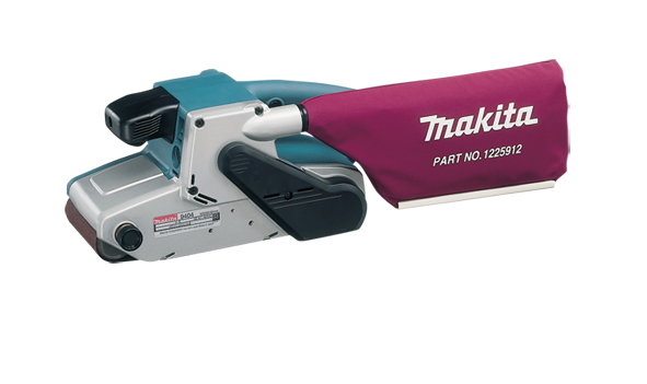 Makita Belt Sander 100mm Wide 110v