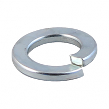 BZP Spring Washers - Rectangular Section