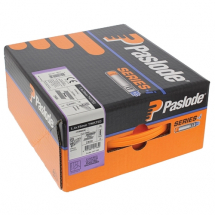 Electro Galvanised Twisted Paslode Nail for PPN35