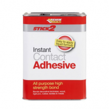 Contact and Superglue Adhesives