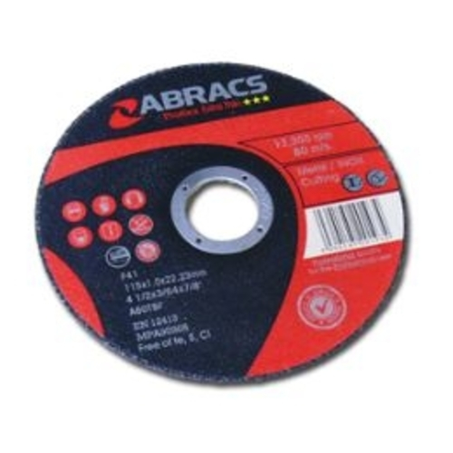 Metal Cutting Discs