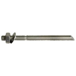 M10x130 Stainless Chemical Anchor Studs