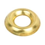 4.0 (7-8g) Brass Surface Screw Cups