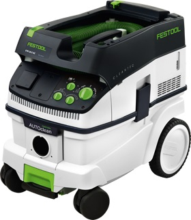 Festool Dust Extractor Type M Filter Aut Clean Function 110V