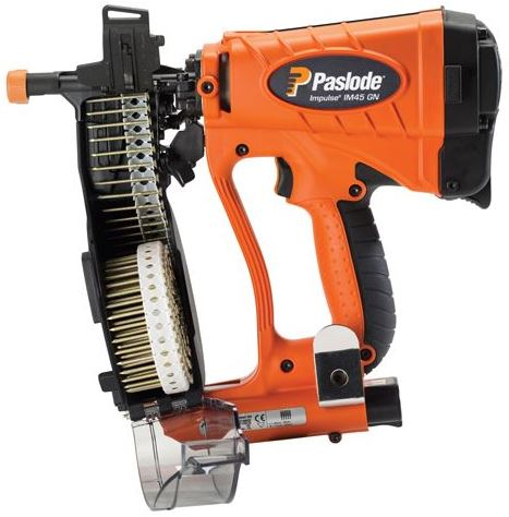 IM45 GN(018606) Paslode Cordless Plastic Coil Nailer