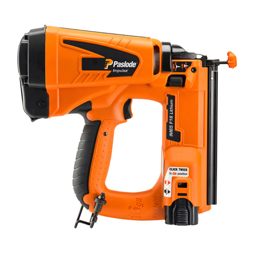 IM65 Lithium Paslode Cordless Impulse 2nd Fix Brad Nailer