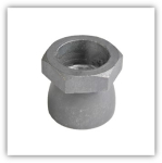 SN08 M8 GALV Shear Nuts