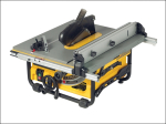 DW745RS 110 Volt Portable Site Saw + DE7400 stand