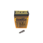 DT7909QZ Flip Box of 25 Phillips No.2 25mm Bits