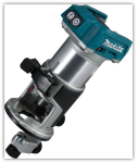 Makita 18V Router/Trimmer BL LXT Body Only