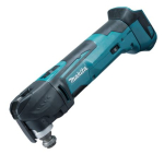 Makita 18V Cordless Multitool Body Only - Quick Change Blde