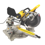 DeWalt 250mm Mitre Saw 240V