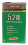 528 Instant Contact Adhesive 5 litre