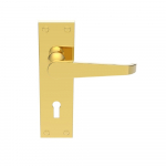 Victorian Lever Lock Furniture PB 150x43mm