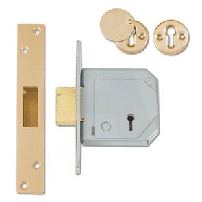CHUBB 67mm PL 5 Lever BS3621 Mortice Deadlock
