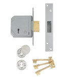Union C-Series 80mm SC 5 Lever BS3621 Mortice Deadlock