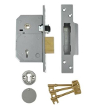 Union C-Series 80mm PL 5 Lever BS3621 Mortice Sashlock