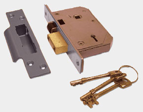 CHUBB 67mm SC 5 Lever BS3621 Mortice Sashlock
