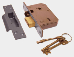 Union C-Series 67mm SC 5 Lever BS3621 Mortice Sashlock