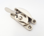 Lockable Fitch Fastener Pearl Nickel