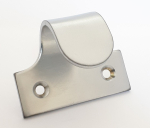 Pressed Hook Sash Lift Satin Chrome Plate