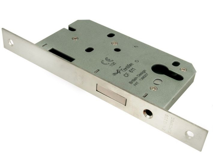 Din Euro Deadlock 55mm - Contract