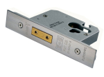 Easi-T SSS Din Euro Profile Deadlock 60mm Backset Square End