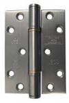 100mm x 75mm Sat SS hinge GRADE 13 Self Lube Hinge