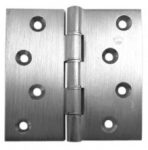 102x102x4mm Satin Chrome DPBW Projection Hinges