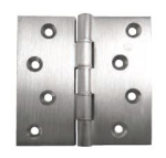 102x125x5mm Satin Chrome DPBW Projection Hinge