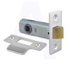NP Tubular Mortice Latch 64mm