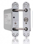 Perko-Powermatic Satin Chrome Door Closer