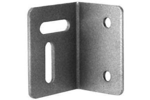 No.315 Table Stretcher Plates Zinc Plated-E/Galv