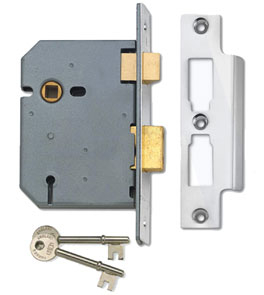UNION 3-Lever Sashlock SC 77mm