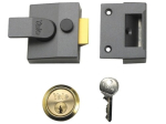 Yale DMG PB 40mm Standard Nightlatch