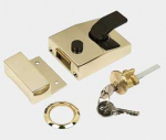 Yale Brasslux 60mm Standard Nightlatch