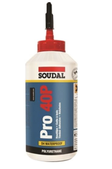 750ml HI-TAK PU P40 Slow Set Adhesive
