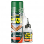 200ml & 50g Mitre Bonding Kit Activator & Adhesive
