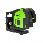 IMEX Cross Line Laser Green C/W Mag Bracket & Carry Case