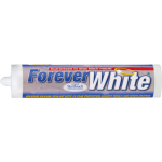 White 'Forever White' Anti-Bac terial Silicone Sealant