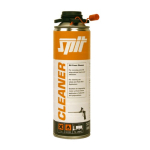 Expanding Foam Cleaner Aerosol 500ml