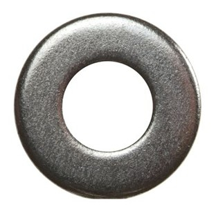 M8 BZP Form C Washers