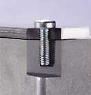 M6x30 BZP Pan Pozi Taptite Screws