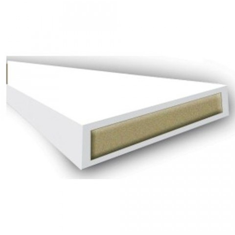 FIRESEAL White 10x4x2100mm CERTIFIRE APPROVAL 30MIN RATIN