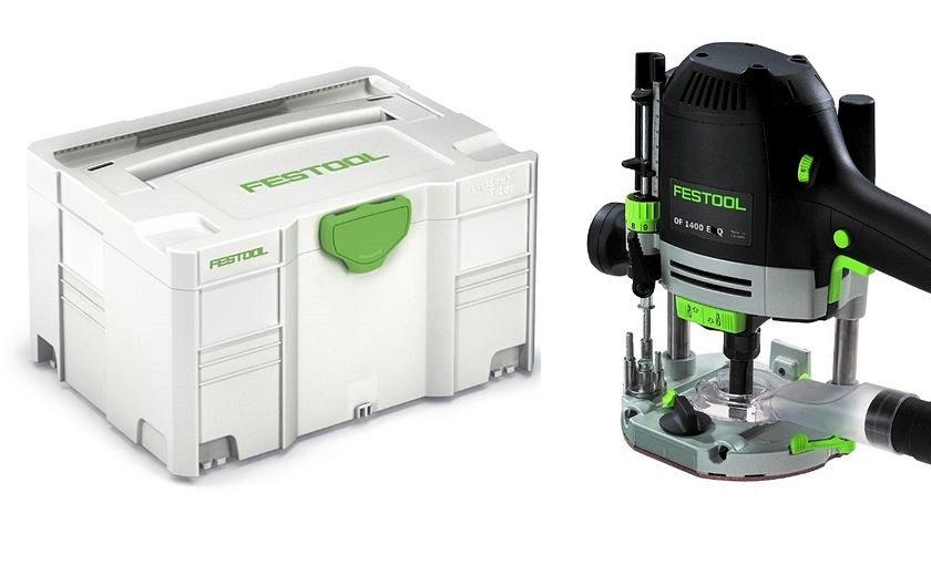 Festool 1/2 Router 110V in a Systainer