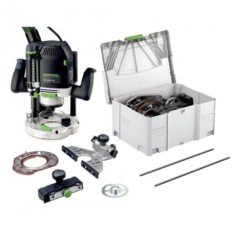 Festool Router OF 2200 EB-Set GB 110V