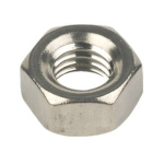 M5 A2 S/S Hex Full Nuts