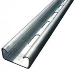 21mm Heavy Slotted Channel -3m