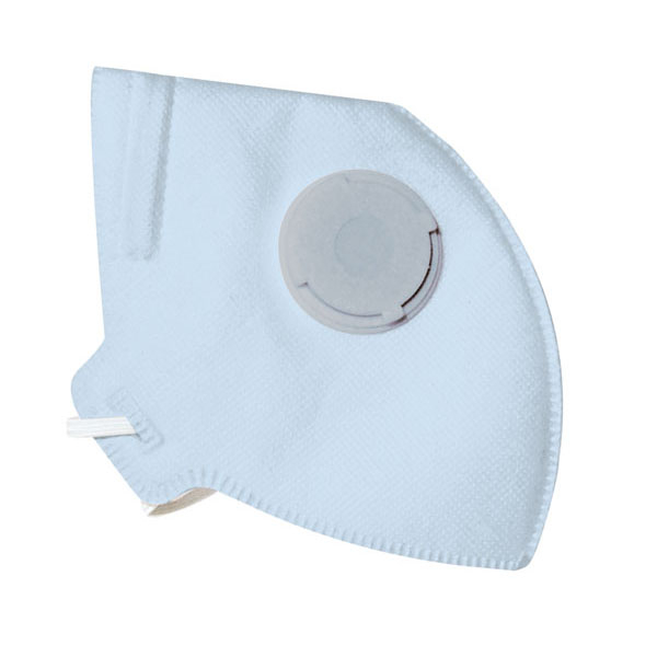 Vertical Fold Flat Disposable Respirators