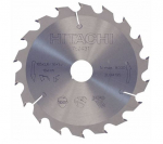 185X30mm Z18 TCT SAW BLADE suitable for C7SB2